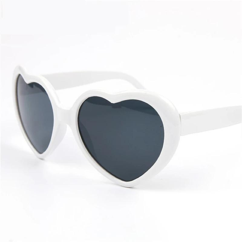 Romantic Heart Shaped Special Effects Glasses