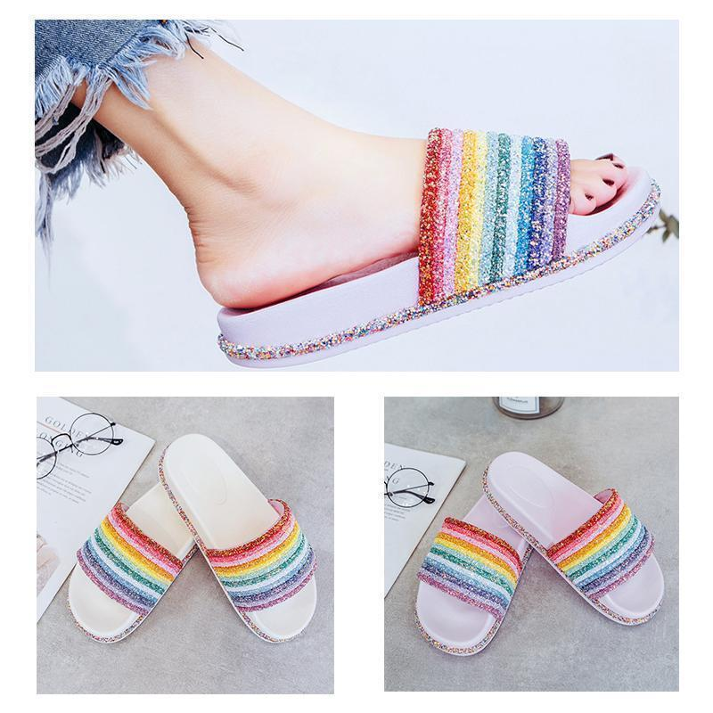haloera™ Rainbow Slipper