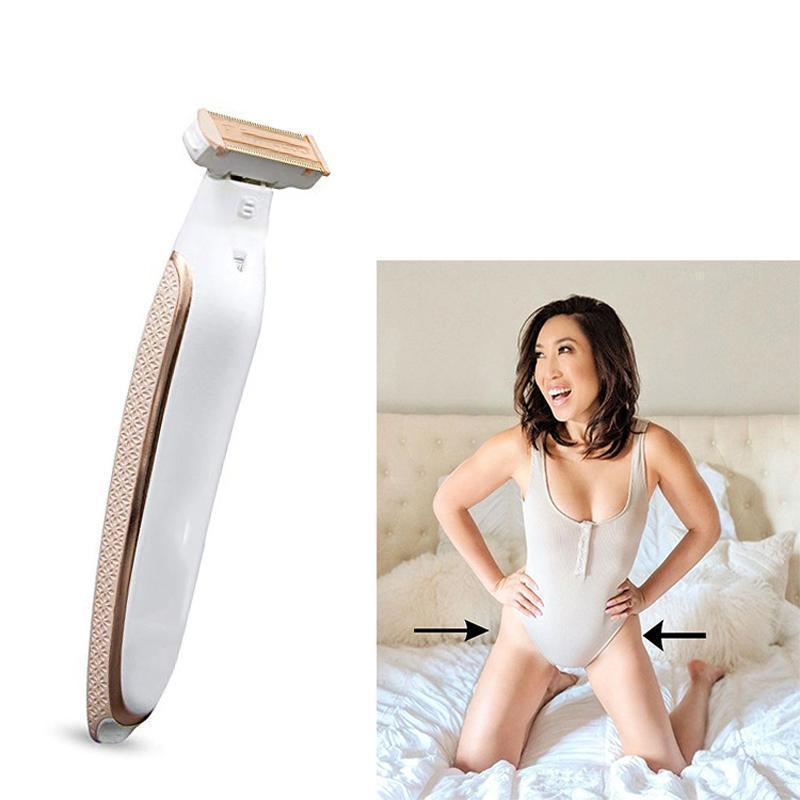 Body Shaver Kit to have a nicer summer