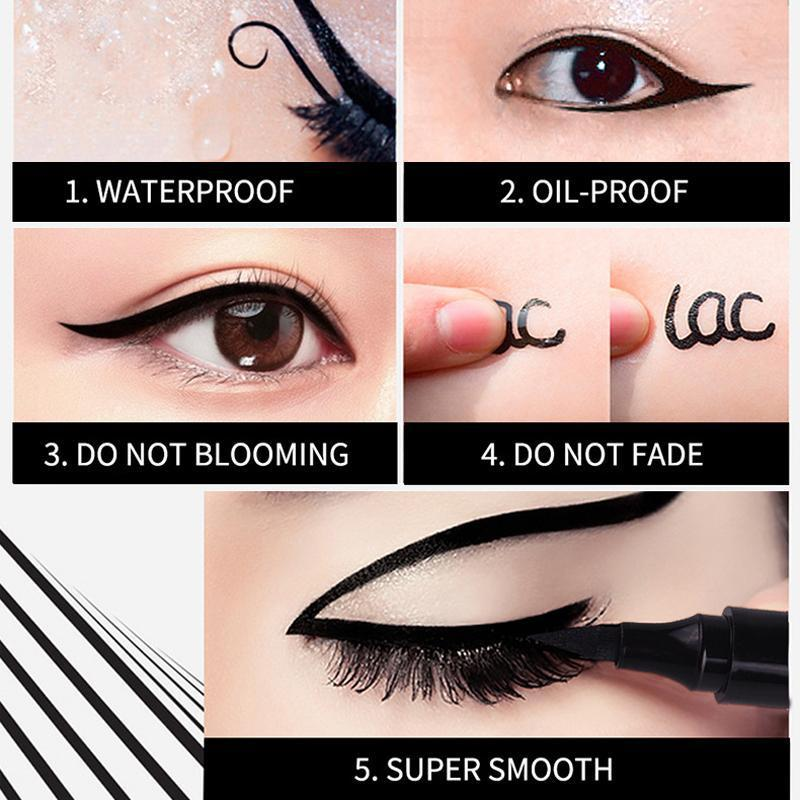Waterproof Dual-End Eyeliner