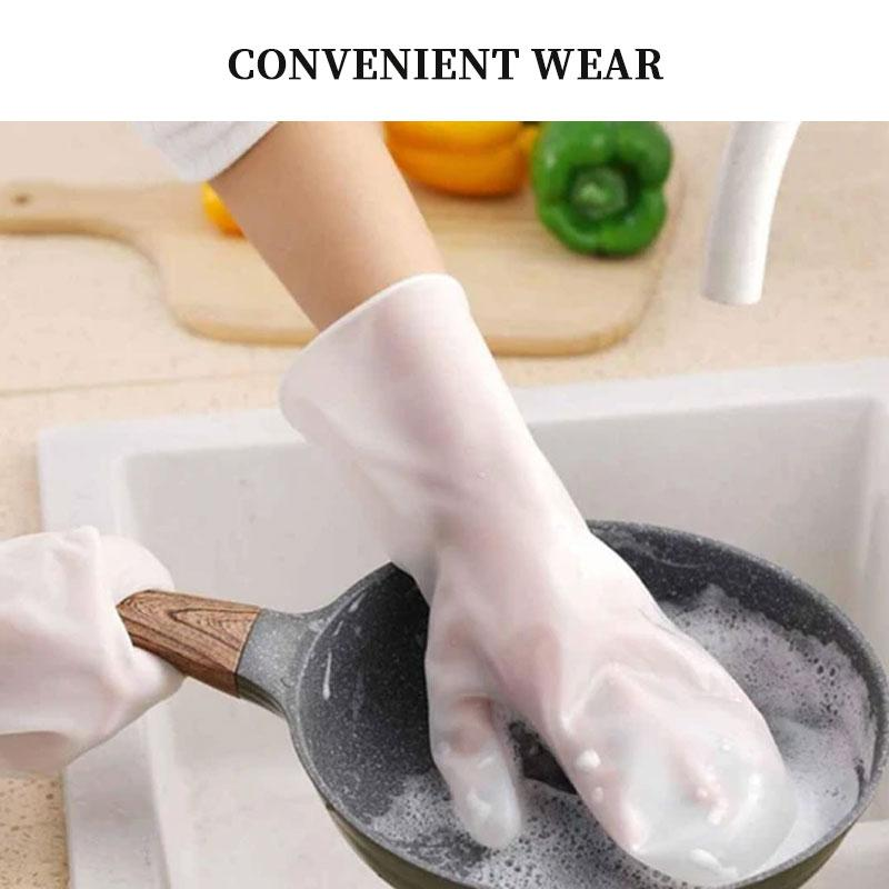 Reusable Silicone Magic Gloves