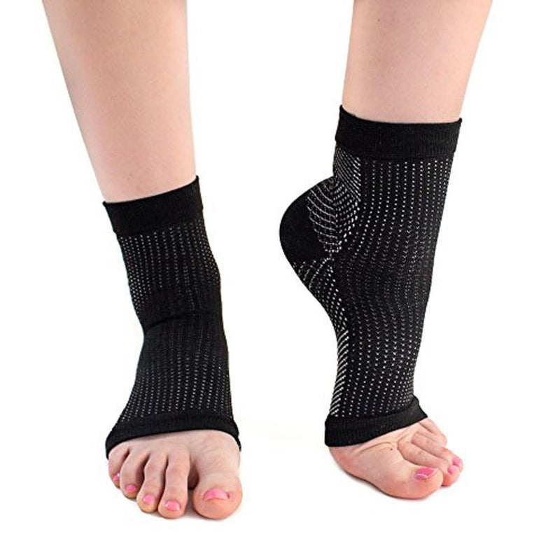 Hirundo Anti-Fatigue Compression Socks, 2 Pairs