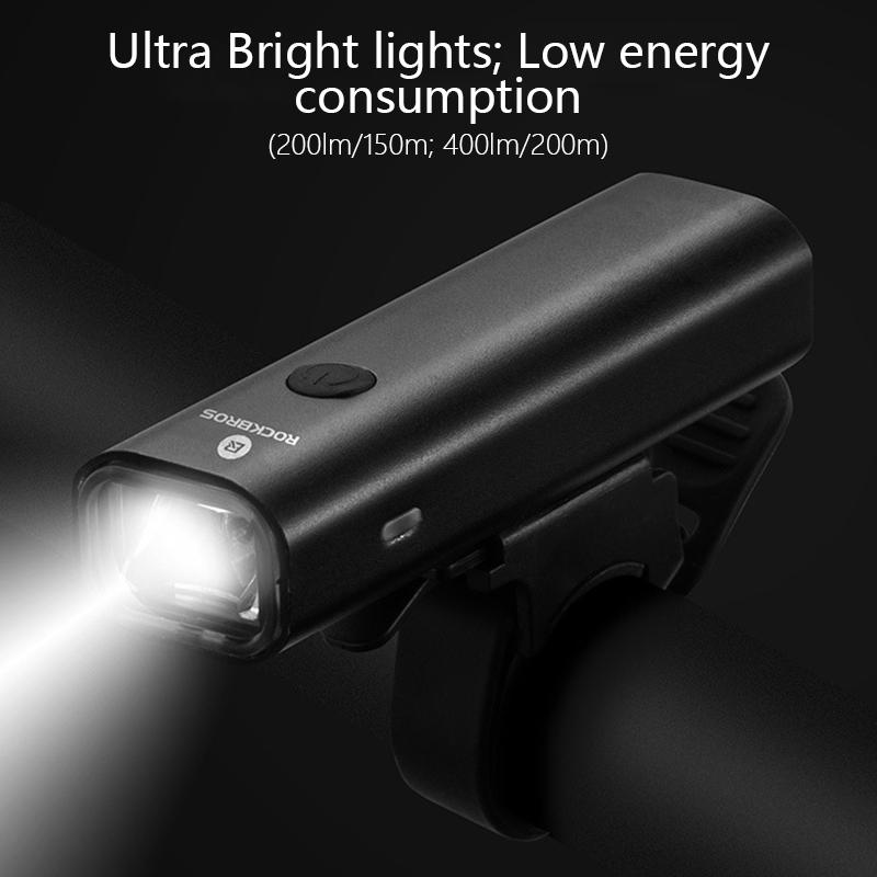 Ultra Bright Bicycle Headlight