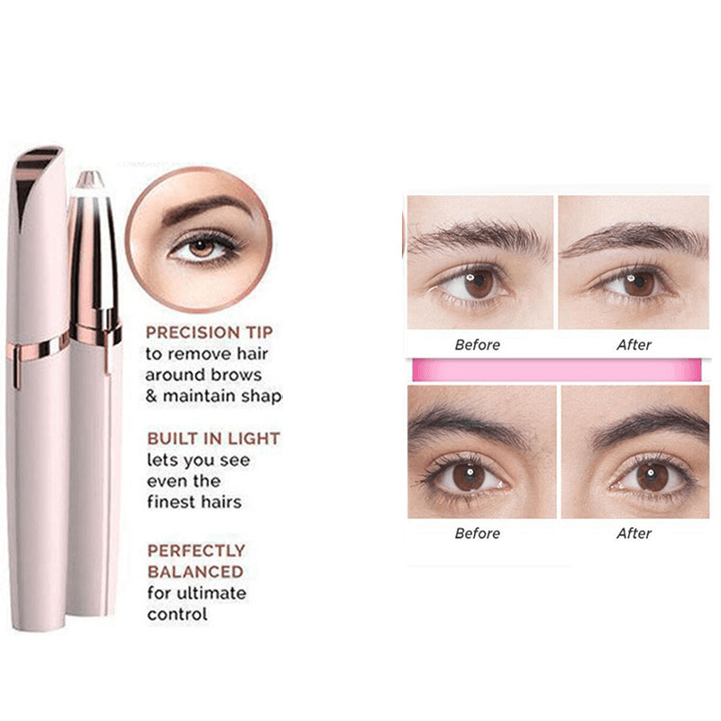 Chic Beauty Eyebrow Epilator