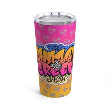 Load image into Gallery viewer, Shaggy and The Creep Graffiti Logo 20oz Tumbler