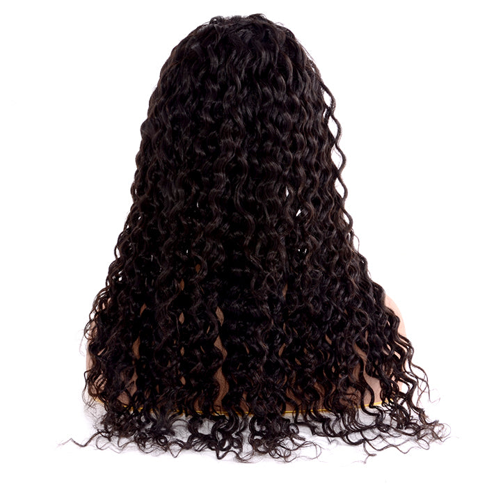 13x6 Frontal Lace Wig 150% Density Water Wave