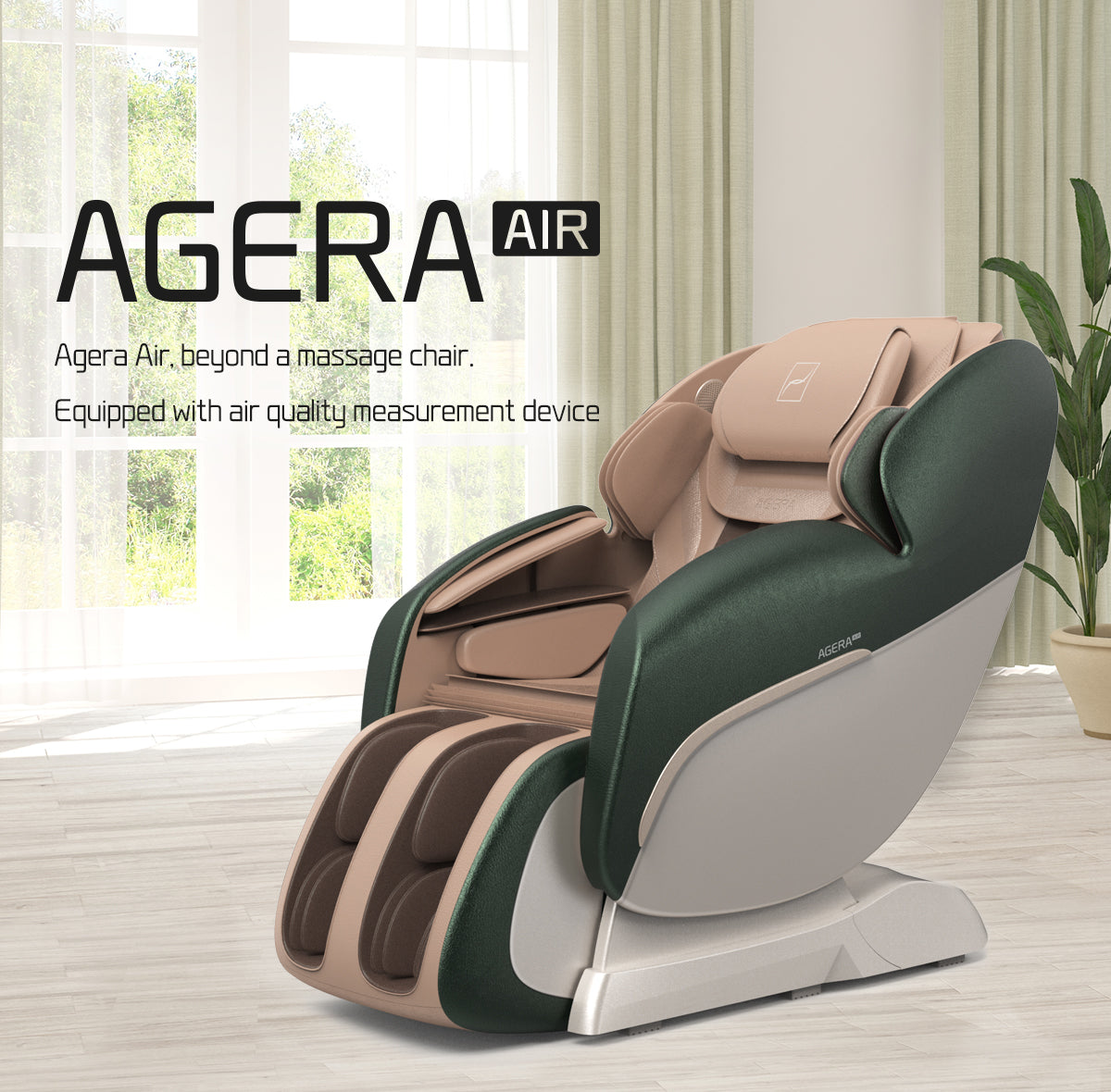 Agera is in the room