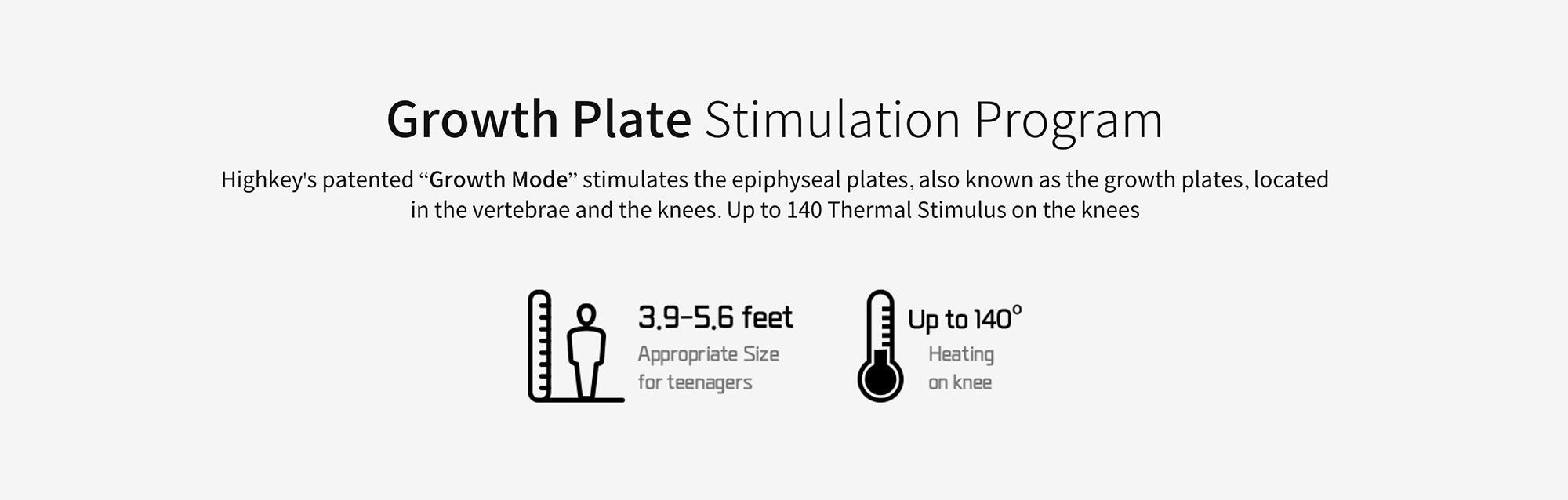 Growth Plate Stimulation Program