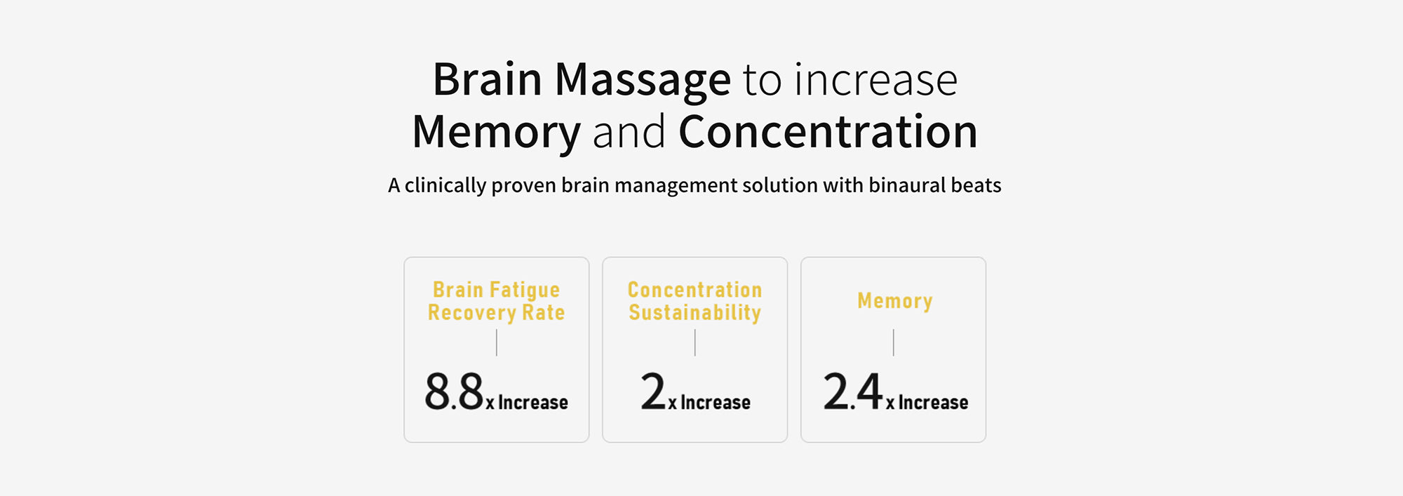 Brain Massage To Increase Memory And Concentration