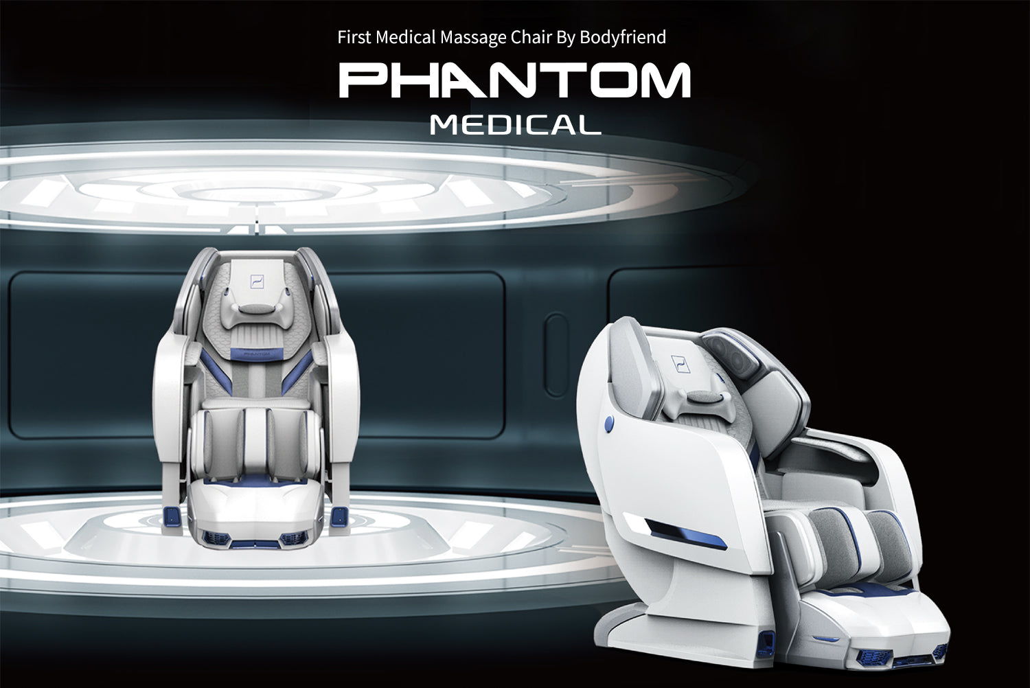 Introducing First Medical Massage Chair