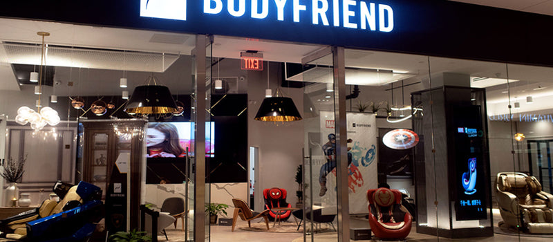 Bodyfriend Santa Anita Westfield Location