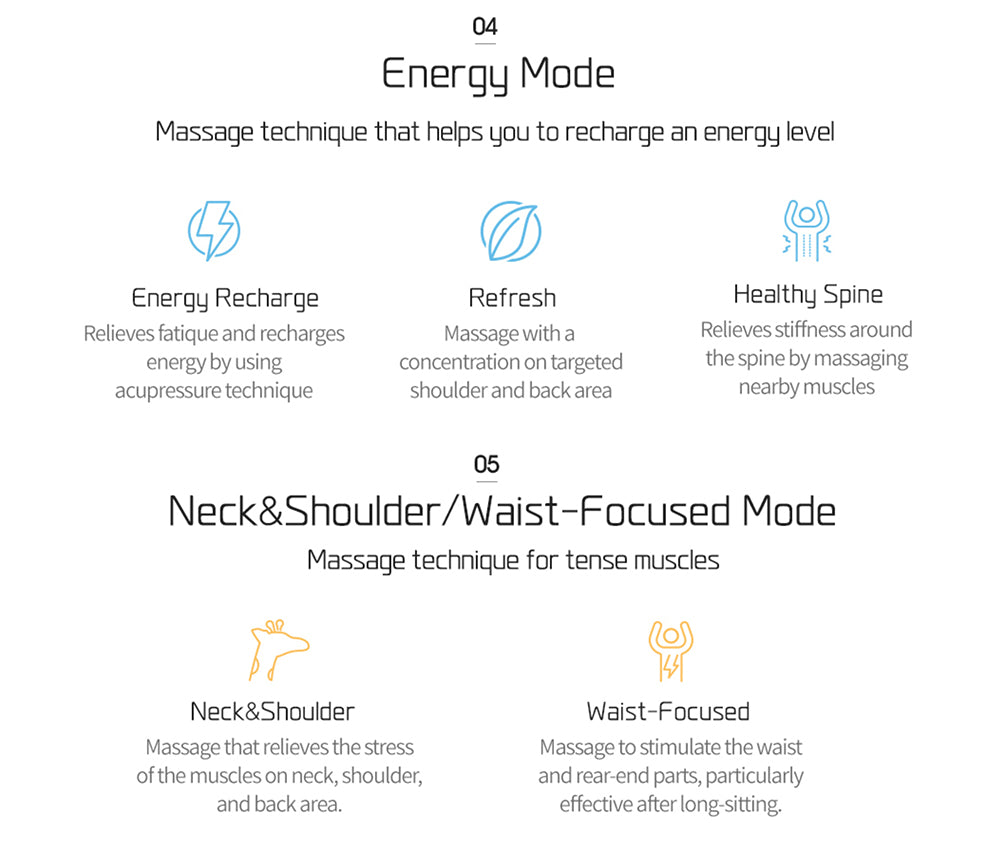 Massage Technique Helps You to Recharge an Energy Level