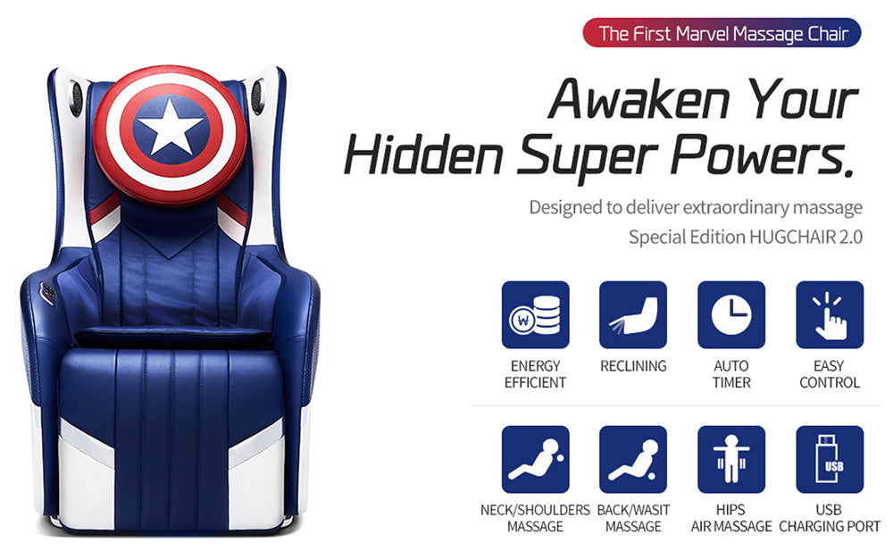 The First Marvel Massage Chair