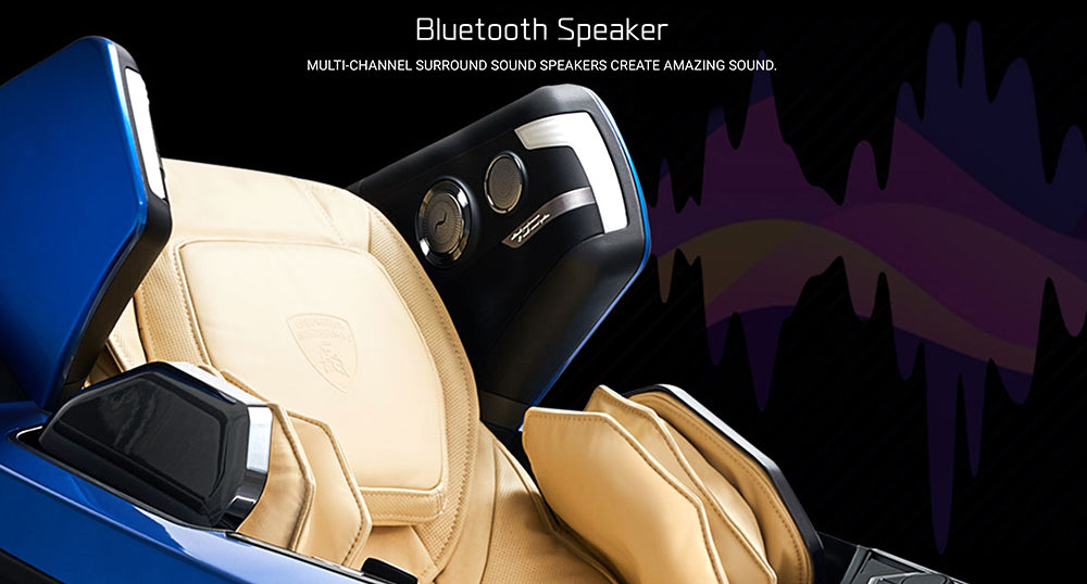 Bluetooth Speaker with Multi-Channel Surround Sound