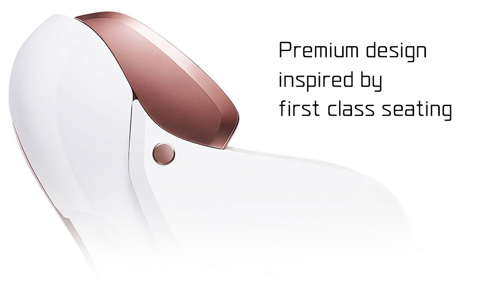 Premium Design Inspired by First Class Seating