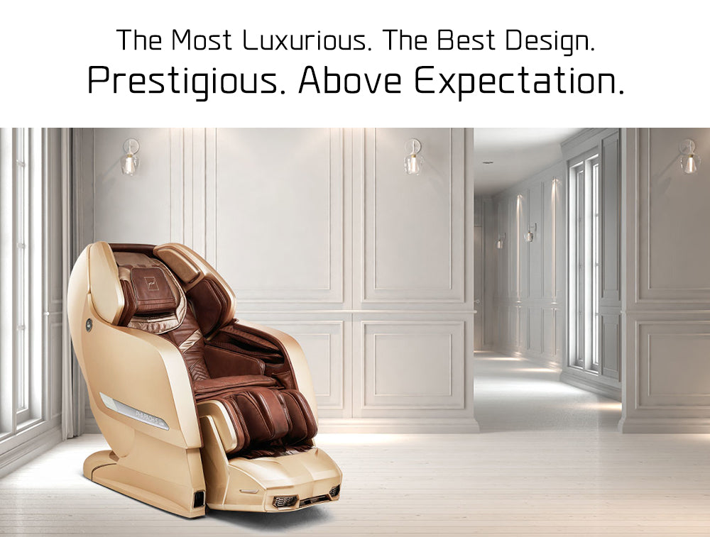 Luxurious and Prestigious Massage Chair