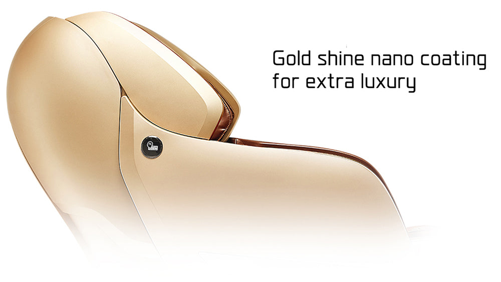Gold Shine Nano coating