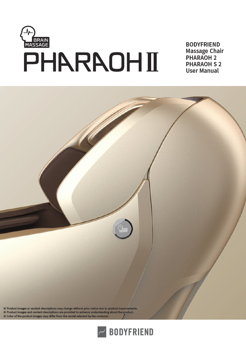 Pharaoh S 2 Manual