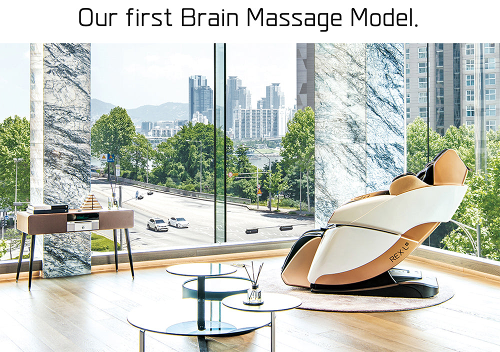 Our First Brain Massage Model
