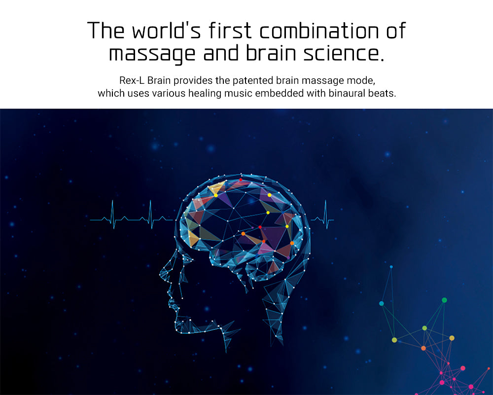 The World's First Combination of Massage And Brain Science