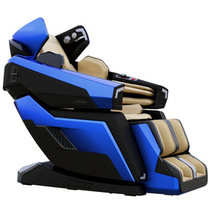 LBF-750 massage chair blue color