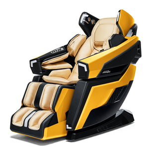 LBF-750 massage chair yellow color