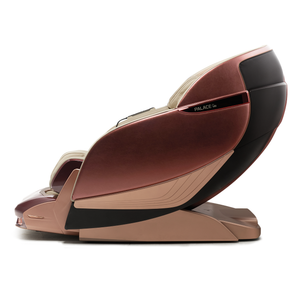 Palace massage chair Burgundy color