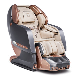 Phantom 2 massage chair silver color