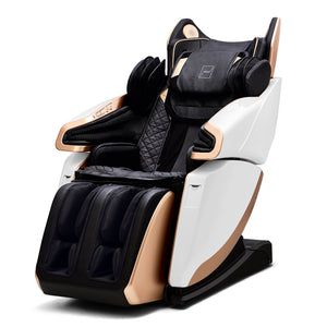Rex-L Brain massage chair white color