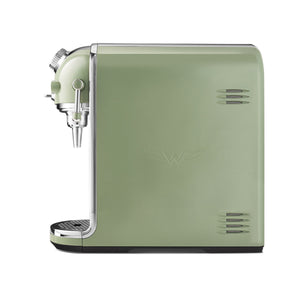 W Water purifier retro green color