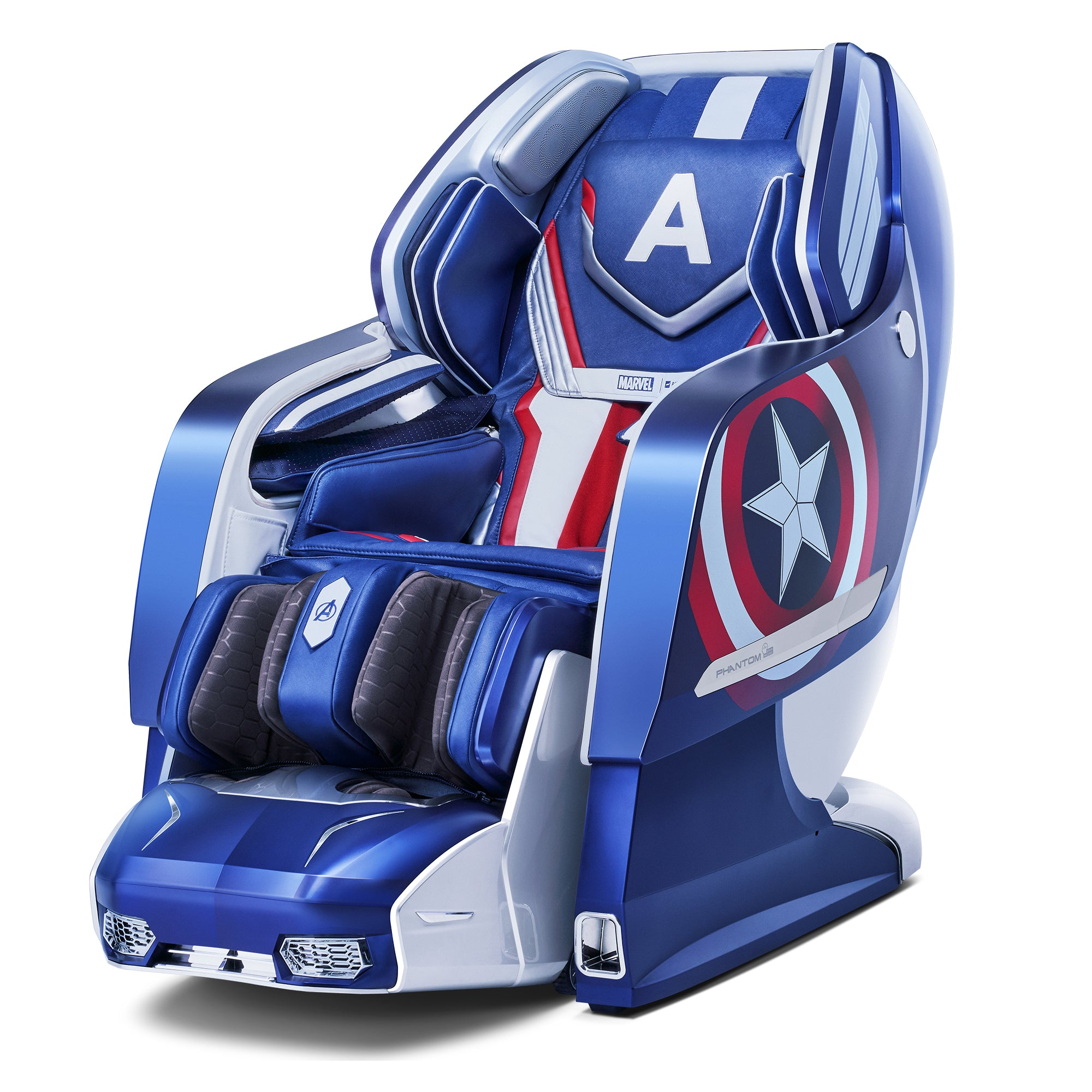 Phantom 2 Marvel Massage Chair-Captain America