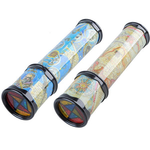 Magical Kaleidoscope Optical Toy Learning Educational Prism Toy Amusement Funny