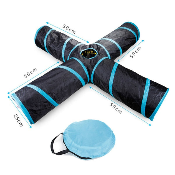 Cat Tunnel Funny Toys for cats
