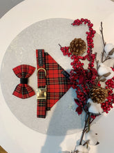 Load image into Gallery viewer, DASHER TARTAN | CHRISTMAS SET