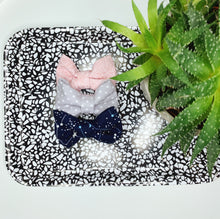 Load image into Gallery viewer, BLUSHING PINK | BOW TIE