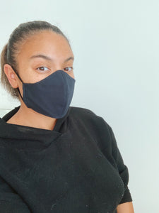 DEEP NAVY | FACE MASK