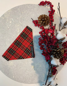 DASHER TARTAN | CHRISTMAS SET