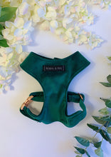 Load image into Gallery viewer, EMERALD GREEN VELVET LUXE | HARNESS