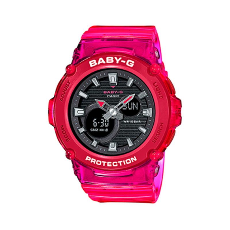 CASIO BABY-G BGA-270S-4AJF BGA-270S-4A 10 ATM WATCH - IPPO JAPAN WATCH