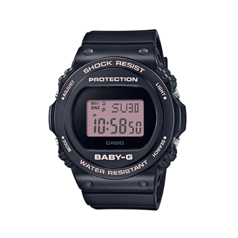 CASIO BABY-G BGD-570-1BJF BGD-570-1B 20 ATM WATCH - IPPO JAPAN WATCH