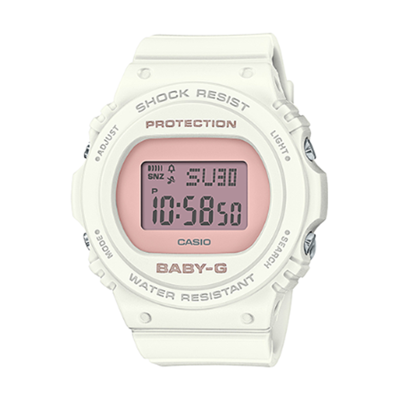 CASIO BABY-G BGD-570-7BJF BGD-570-7B 20 ATM WATCH - IPPO JAPAN WATCH
