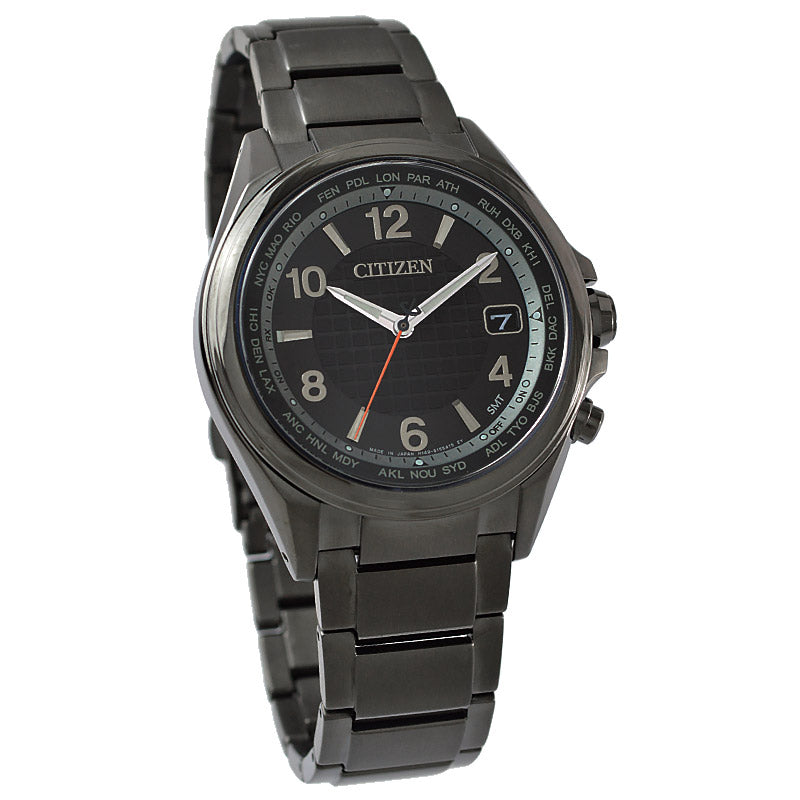 CITIZEN ATTESA CB1075-52E Eco-drive radio 30th anniversary limited edition Men Watch - IPPO JAPAN WATCH