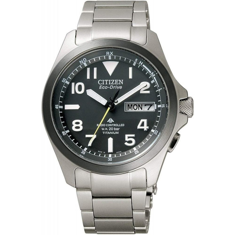 Citizen Promaster Land PMD56-2952 Eco-Drive Titanium Men's Watch - IPPO JAPAN WATCH