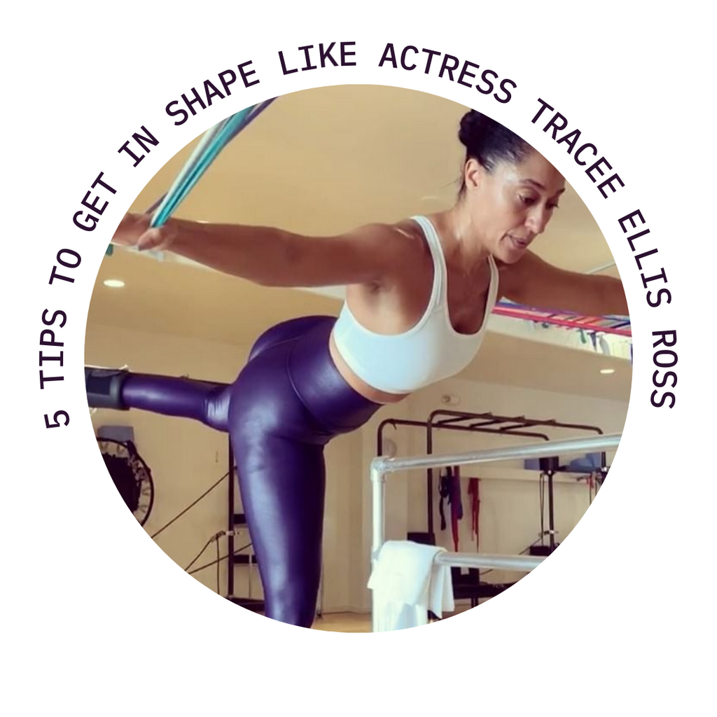 5 Health Tips To Get In Shape Like Actress Tracee Ellis Ross