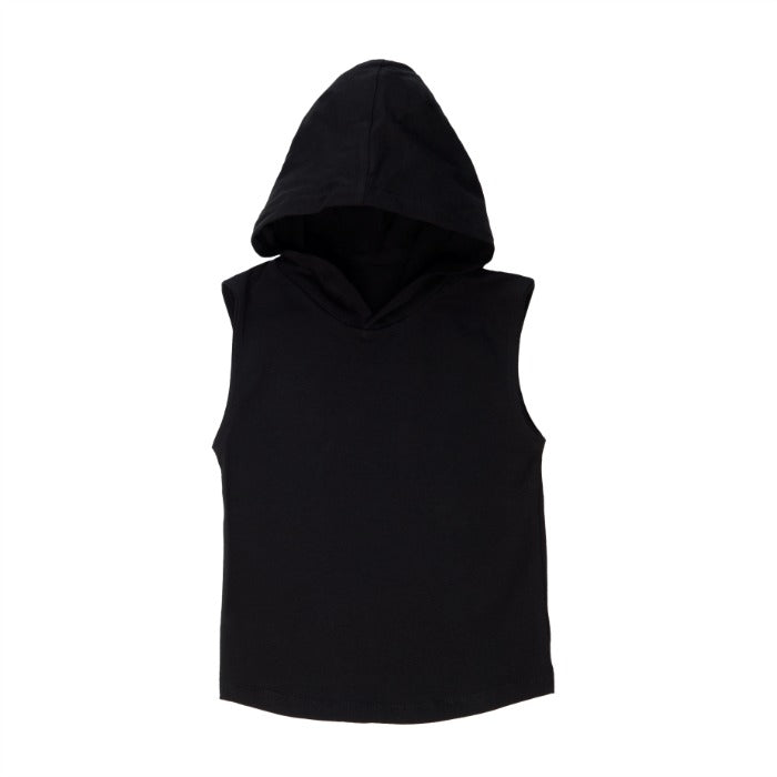 Sleeveless Hoody