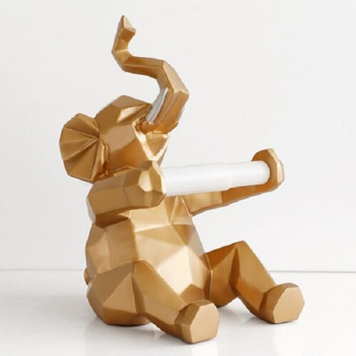 Ailsa - Paper Roll Art Animal - Atcreative