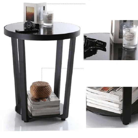 Adelmo - Modern Nordic Side Coffee Table - at´creative