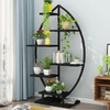 Alessia - Modern Art Deco Planter Display Shelves - at´creative