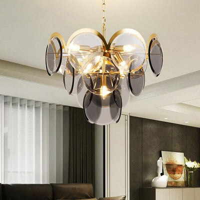 Alma - Creative Decoration Glass Chandelier - Atcreative