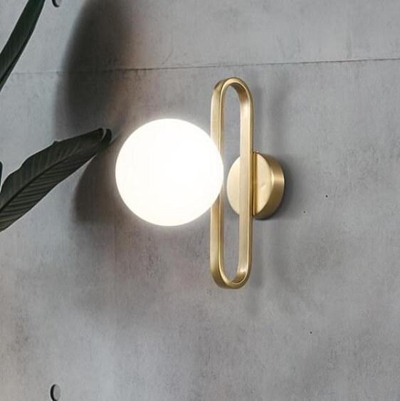 Amara - Modern Nordic Wall Lamp - Atcreative